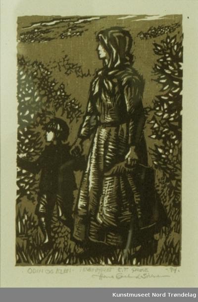 Odin og Elen - I eventyret