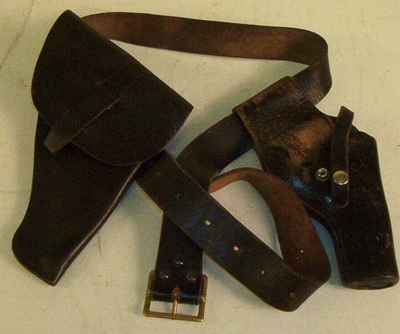 Pistolbelte