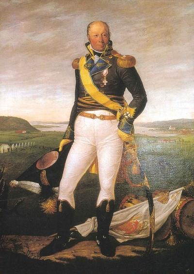 Oberst Diderich Hegermann (1763–1835)