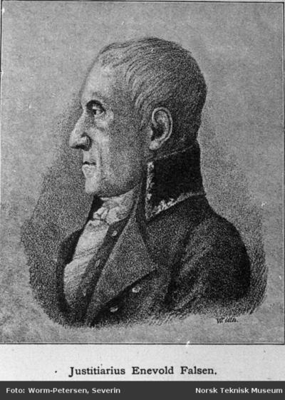 Enevold de Falsen (1755–1808)