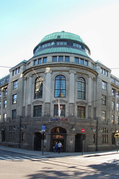 Kirkegaten 14-18 stil og arkitektur