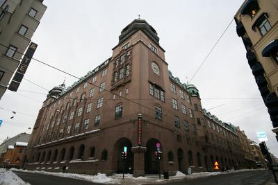 Boliger i 1900-talls monumentalbygg