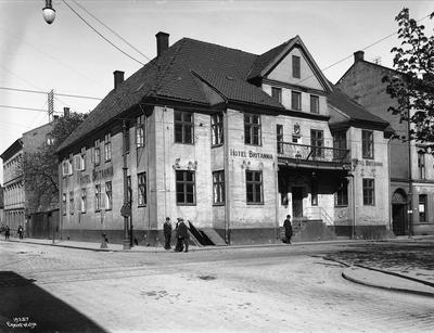 Treschow-gårdens stil og arkitektur