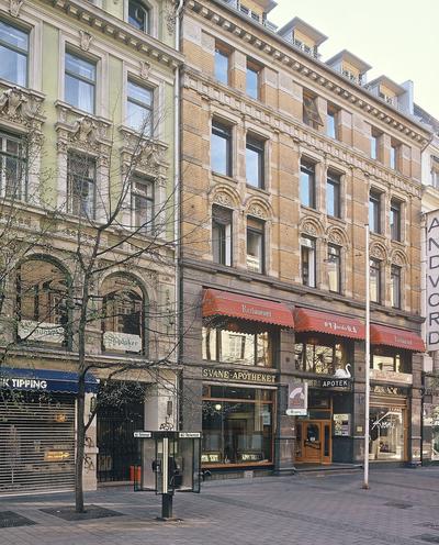 Bevaring av eksteriør og fasader