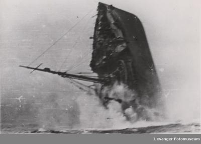 Senkingen av SS Orama 8
