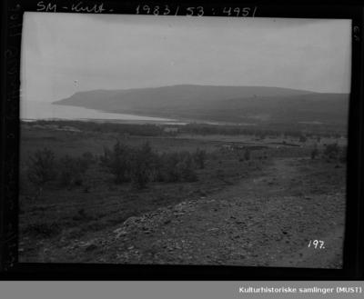Bebyggelse ved Olderfjord