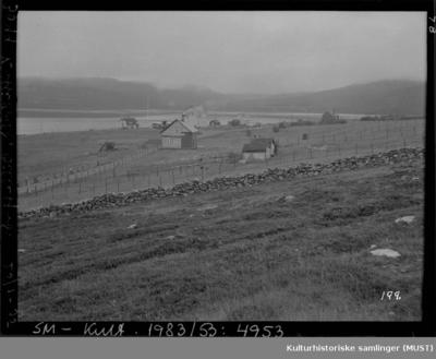 Bebyggelse ved Billefjord