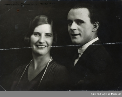Kirsten Flagstad og hennes kollega
