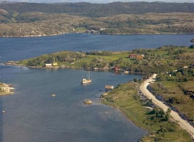 Smevika og Øya