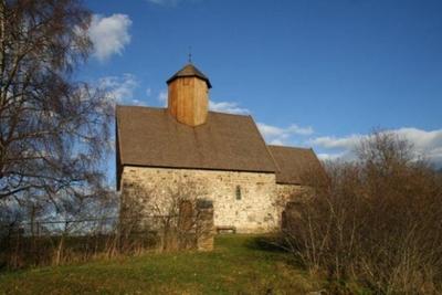 GamleTingelstad kirke (St. Petri)