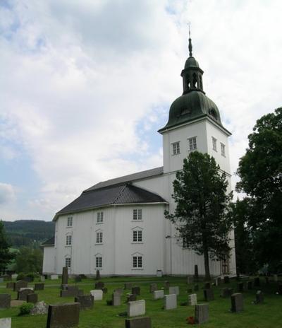 Jevnaker kirke