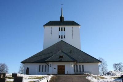 Ullensaker kirke, Romeriksdomen