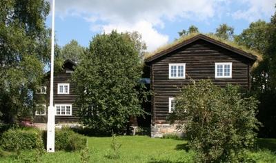 Bjerkebæk - Sigrid Undsets hjem