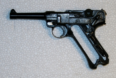 Pistol Luger PO 8