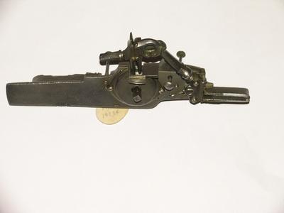 Hjullås for gevær