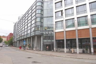 Høgskolen i Oslo og Akershus, fakultetet for samfunnsfag