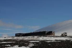 The Kjell Henriksens Observatory, Svalbard