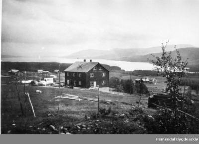 Lykkjaheim Pensjonat og Kafé i Lykkja i Hemsedal
