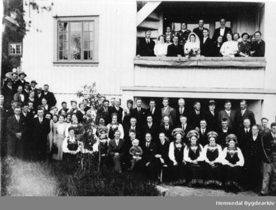 Bryllaupet til Abjørg