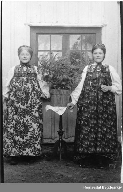 Frå venstre: Gunhild S