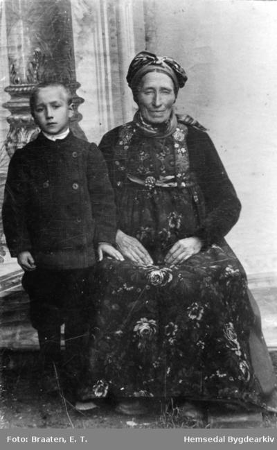 Øli Snerte (1833-1931)