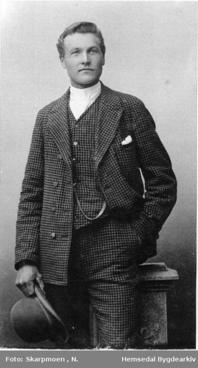 Lærar Lars Eikre (1871-1940)