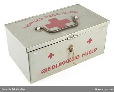Førstehjelpsskrin