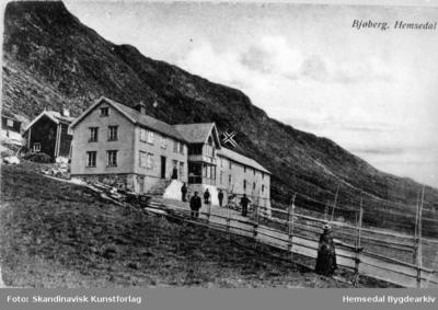 Bjøberg i Hemsedal
