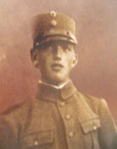 Odd Arnljot Moen - falt 14. april 1940