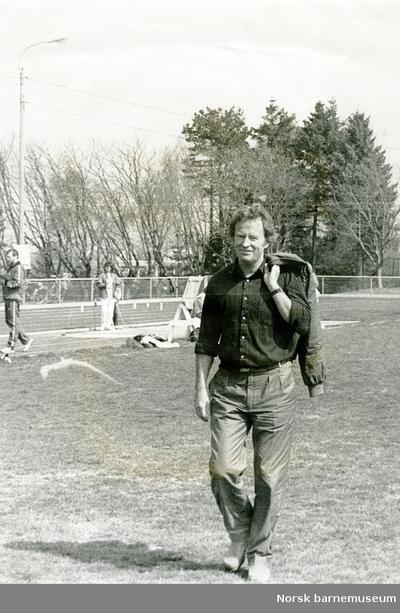 Rektor Martinsen, Sandved skole, Sandnes