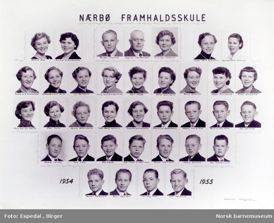 Nærbø Framhaldsskole