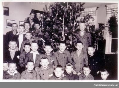 Jul på Lindøy