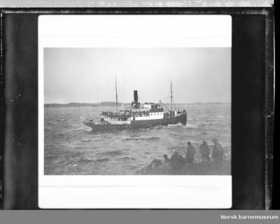 Postbåten D/S Hjelmeland
