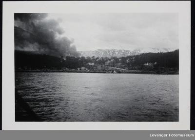 Bombing i Narvik krigsvåren 1940