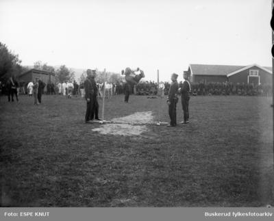 Militær idrettsliv