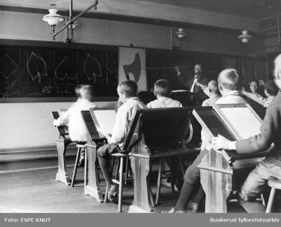 Formingstime ved Hønefoss skole