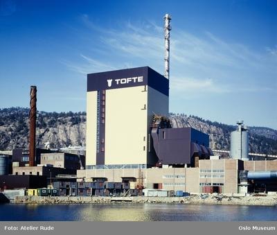 Tofte cellulosefabrikk