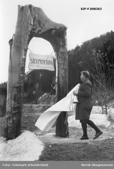 «Innvielsen av Silvimontana. 20.10. 1970.»