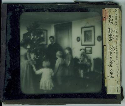 Dr. Pinnebergs jul - et arkivmysterium i to akter