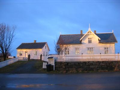 Lensmannsgården Parkvoll