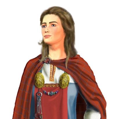 Dronning Tora frå Giske