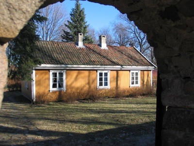 Gamle arbeiderboliger i Østfold