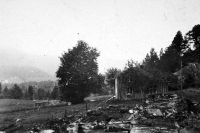 Når den røde hane galer - brann i Sunndal i gammel tid