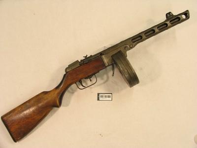 MP 7,62x25 PPSh 41