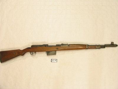 Selvladegevær 7,92x57 G41(m) Mauser