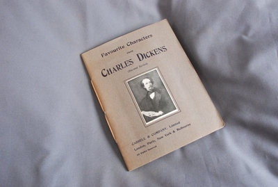 Favourite Characters from Charles Dickens. Second Series