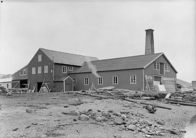 Grimsmo Sagbruk og Trevarefabrikk, Surnadalsøra