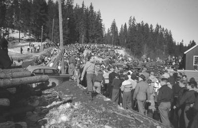 Holmenkolldag ca. 1938