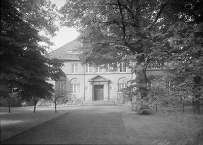 Skipsreder H.L. Bachkes bolig Sverres gate 4B eksteriør