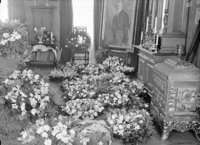 Godseier Schulz Begravelse Egge gård v/Stenkjær